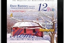 The Old Schoolhouse Magazine 2013 / by Schoolhouse Review Crew