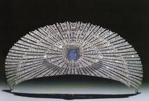 (Antique) Jewelry: Tiara's / by Josephine Vogel