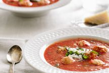 Food - Soup, glorious soup / by Karli Buchanan
