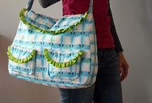 Nappy bag tutes / by Joanne Lewsley