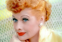Lucille Ball  / by Amber Haley