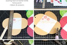 Card/Scrabooking Ideas / by LaDonna Robinson Venker
