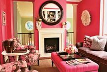 my PINK / by Wolfe Design House