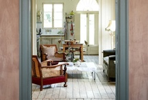 interiors / by MARY HAMPTON