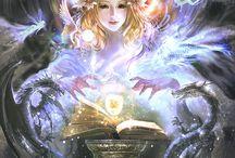 {。^◕‿◕^。} Lã Fãñtãśìã {。^◕‿◕^。} / Fantasy  / by φ(・ω・♣)☆・゚:* Cherri φ(・ω・♣)☆・゚:*