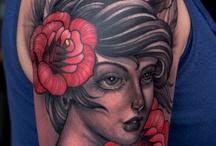 ink / by Skylar Erhardt