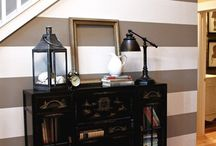 Accent walls / by Sophia Johnson