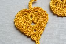 Crochet stitches / by Kim Willmott