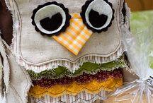Owls / by Nicole Halliburton