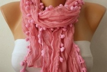 Scarves  / by Carly Wilson