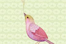 Birds / by CAROL VAN HORN