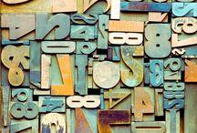 typographic / by Morgan McLaren