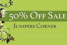 Junipers Corner  / by Vikki Haywood