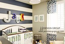 Ideas for Jaxon's Nursery / by Brittany Aboud