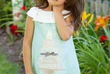 [kids] Fashion / by nelle*s Handmade