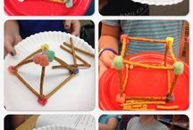Marvelous Math / hands-on ideas for teaching math concepts / by Jodi Ayers Cross