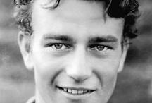 John Wayne (Marion Robert Morrison) - The Duke / by Earl Parchment