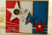 Thank You Cards / by Inspired by Stamping