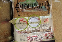 Journals / by Penny Freel Adams