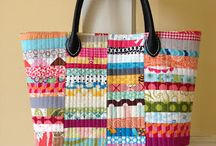 Bags Purses Totes & More / by Terri Stegmiller