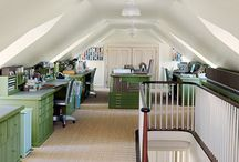 Home Office Space Ideas / by Joleen Sylvester
