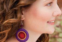 Crochet Jewellery  / by Teena Murphy