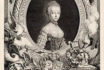 ♕ Maria Antonia Josepha Johanna von Österreich-Lothringen / November 2, 1755  Vienna, Austria ♕ October 16, 1793 Paris, France   / by Regilla ⚜