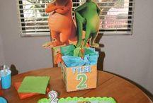 Dinosaur Train birthday / by Erin Durham Lafleur