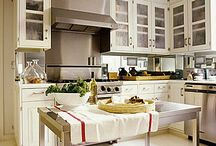 Kitchen and Dining Ideas / by Jennifer Cantrell
