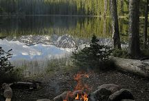 Camping and outdoorsy fun / by Pamala Mitrano