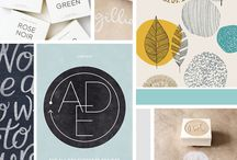 Mood boards / by Lindsay Goldner Creative