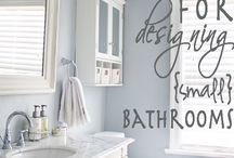 Guest Baths / by Seneca Hart