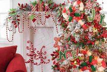Christmas Trees / by Nancy Zimmeman