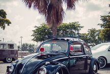 vw beetles / by Butch Bogdin