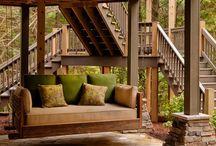 deck patio / by Beth Caspersen