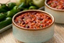 Lite Chili Recipes / by Trufflehead