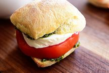 Dreamy Sandwiches / by Amy Auker