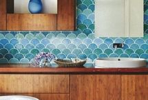 Bathroom envy / Inspiration for my future bathrooms / by Nerida McMurray