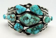Turquoise / by Kris Evenhouse-Olson
