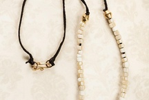 Necklaces / by Jovi Batarce