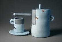 Teapot, Cup, Saucer / by Gita Karman