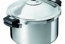 pressure cooker recipes / by Bonni Hill