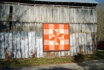 Barn quilts / by Dawn E