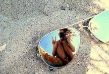 beach stuff / by Tina Waterkotte