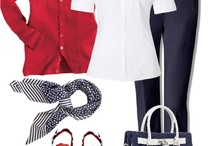 Style - nautical / by Cammie Hackney