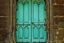 bluedoor / by Amy Weibel
