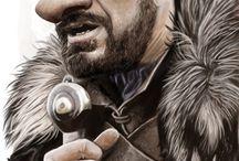 Illustration / by Hugo Colombini