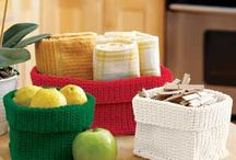 Crochet for the Home / by Christina Furmanek