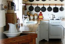 kitchen ideas / by Angie Meadows