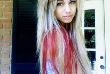 Hair Dye / by Rebecca Hammar